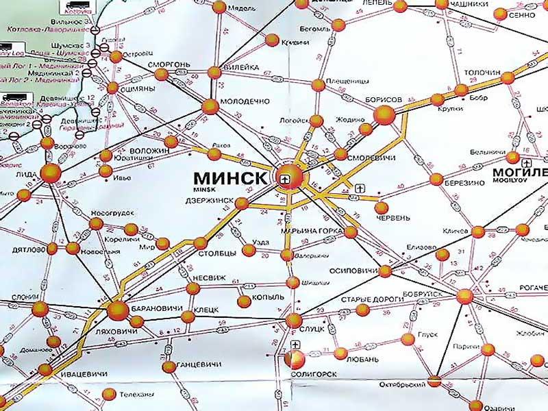 бизнес карта автодорог украины сами
