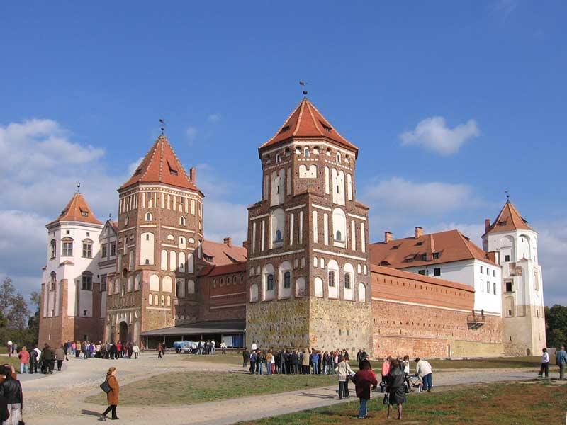 Статьи.  5 городов Белоруссии, которые стоит посетить.