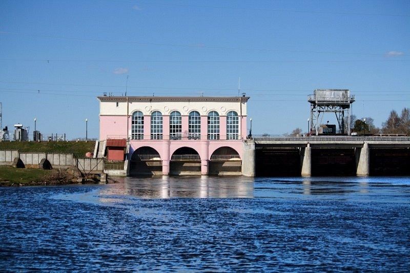 Осиповичская ГЭС- самая мощная в Беларуси