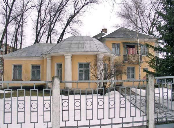 Дача Жукова. Города Беларуси.